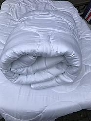Одеяло стеганное синтепон, белое 150х200 (350 г/м2)