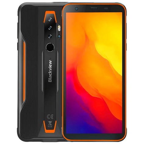 Blackview BV6300 orange, фото 2