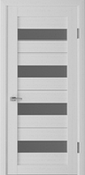 Міжкімнатні двері Міленіум ML 06 білий Поліпропілен