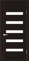 Міжкімнатні двері Міленіум ML 05 венге Поліпропілен