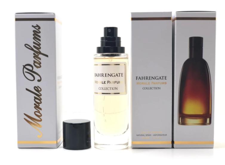 Парфюмированная вода для мужчин Fahrengate, Morale Parfums, Морал Парфумс, 30 мл