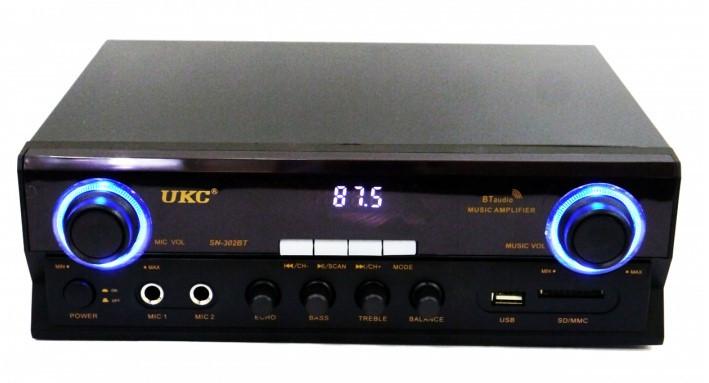 Усилитель UKC SN-302BT