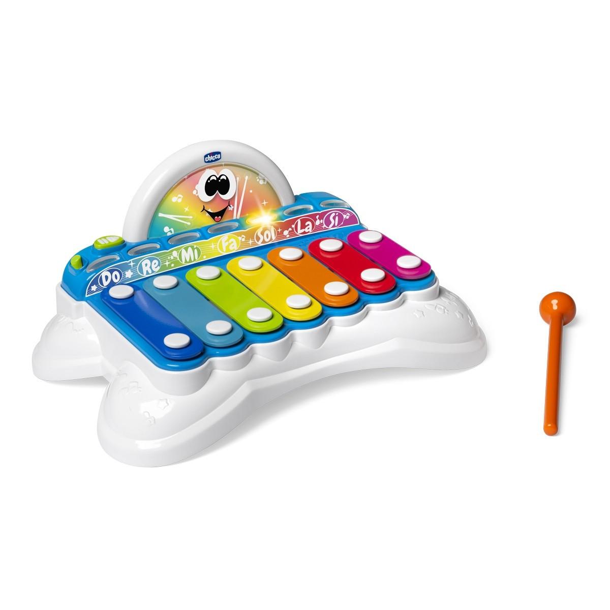 """Іграшка музична Chicco """"Flashy the Xylophone"""" (09819.10)"""