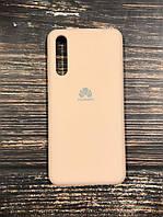 "Чехол Silicon Huawei P 20 Pro  - ""Пудра №19"""