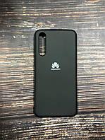 "Чехол Silicon Huawei P 20 Pro  - ""Черный №18"""