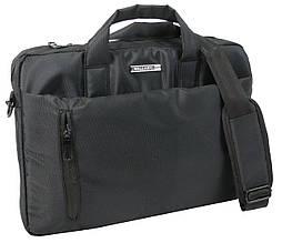 Сумка для ноутбука 15,6 дюймов Wallaby, Украниа 10586 черная
