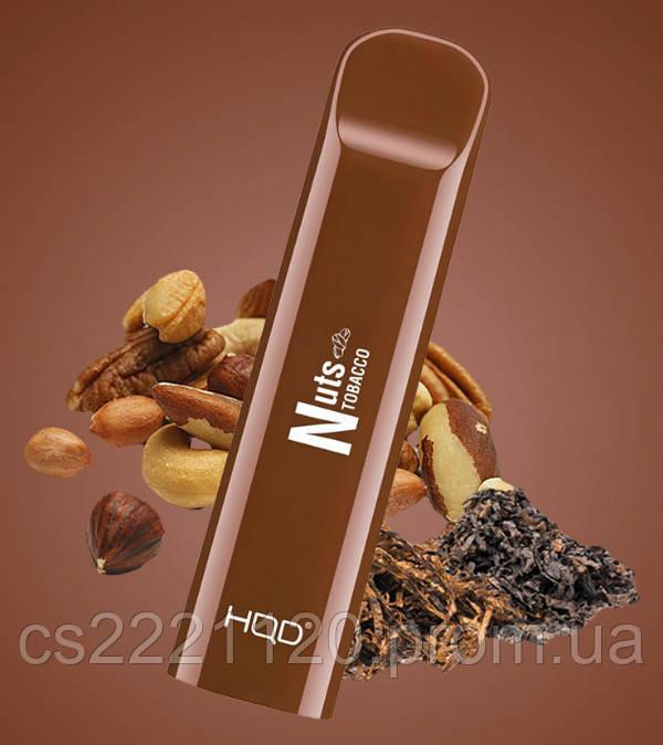 Одноразовая под система HQD Nuts Tobacco (Salt Nic 5%)