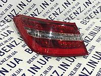 Фонарь задний наружный слева Mercedes C207 A2078200164