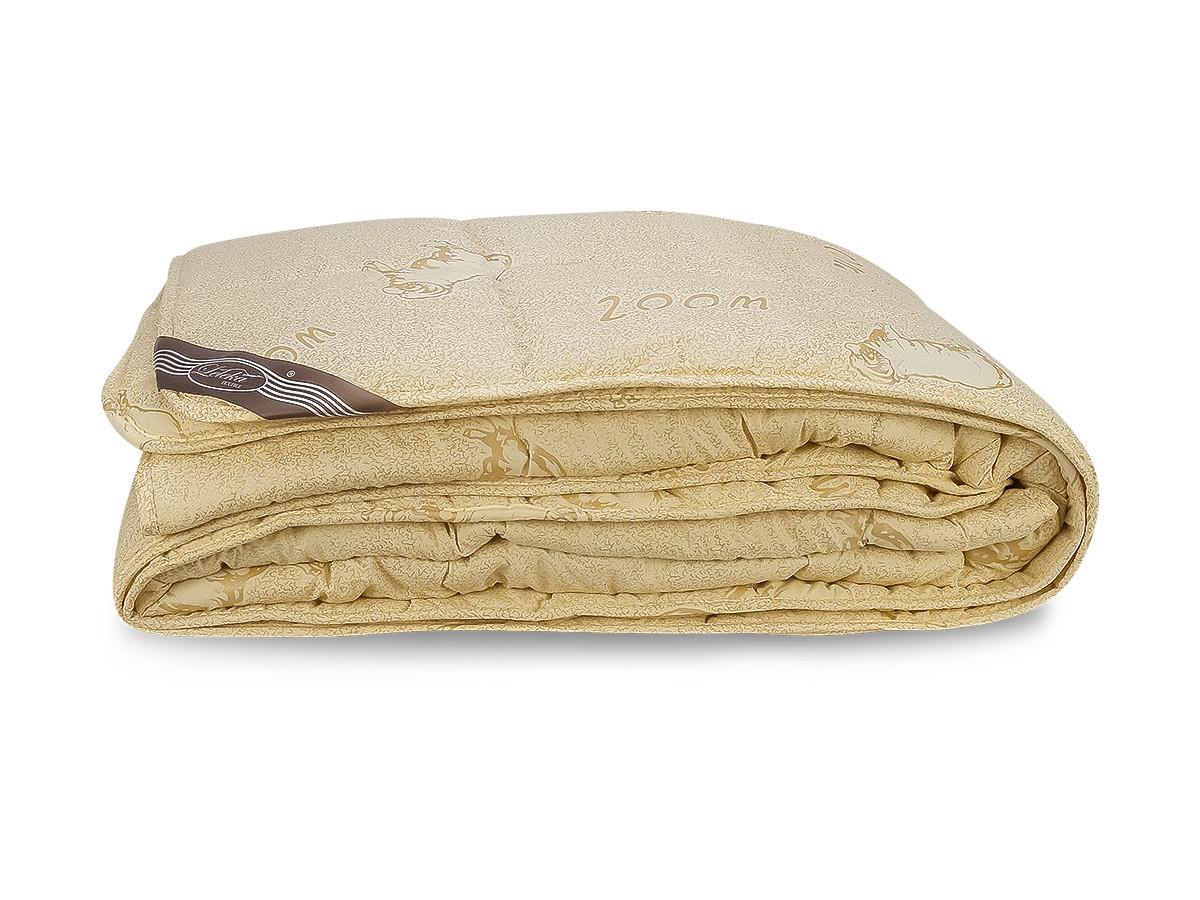 Одеяло Овечья шерсть, весна-осень Leleka-Textile 145х210 см Весна-Осень Полуторное