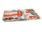 Одеяло-Покрывало полиэстер П-794 Leleka-Textile 200х220 цветной Лето, фото 2