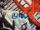 Одеяло-Покрывало полиэстер П-794 Leleka-Textile 200х220 цветной Лето, фото 3