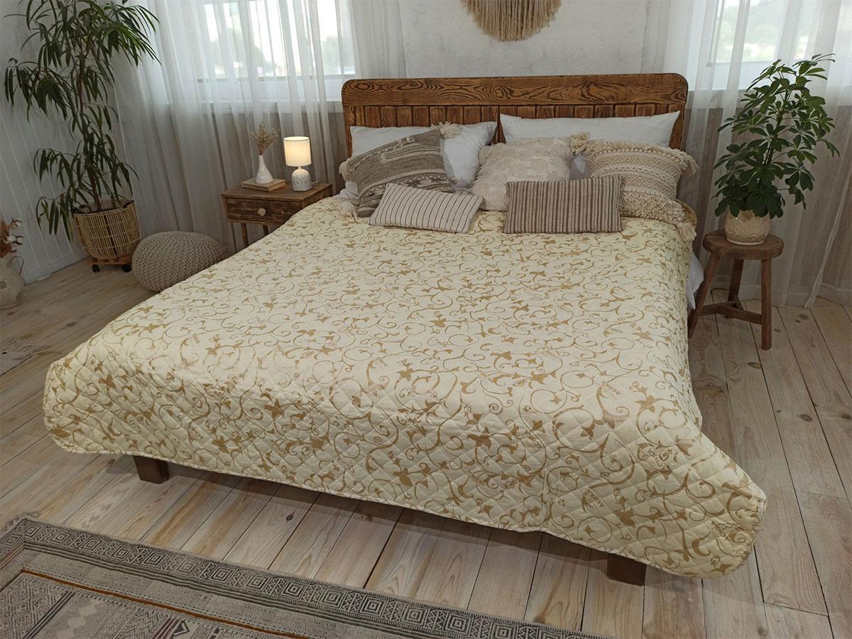 Одеяло-Покрывало микрофибра (М32) Leleka-Textile 172х205 М32 Лето