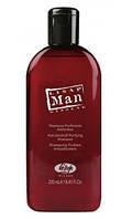 Lisap Man Anti-dandruff purifying shampoo шампунь против перхоти 250мл