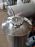 Емкость из нержавеющей   для брожения | ЦКТ 540 л. (ZKT-540), фото 1