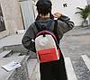 Стильні тканинні барвисті рюкзаки для школи, фото 2
