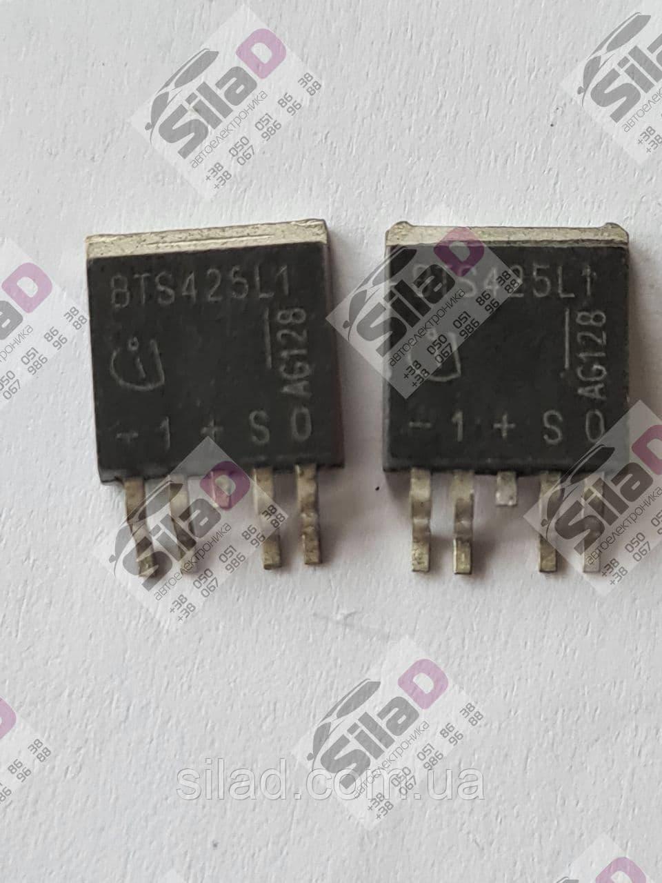 Микросхема BTS425L1 Infineon корпус TO-263-5