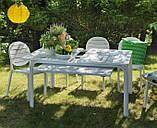 Комплект  Step 60,5см +2.крісла Palma NARDI bianco tortora, фото 6