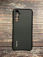 "Чехол Realme 6 Pro - ""Черный №18"" Silicon Case"