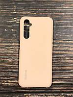 """Чехол Realme 6 - """"Пудра №19"""" Silicon Case"""