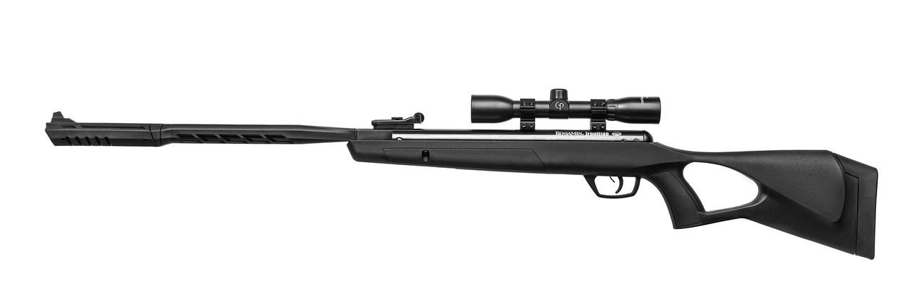 Пневматическая винтовка Crosman Ironhide + прицел Center Point 4х32