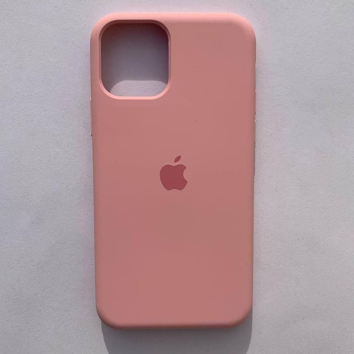 Чехол Silicone Case для Apple iPhone 11 Pro Max Rose Pink
