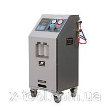 Установка для заправки автокондиционеров полуавтоматическая R134 GrunBaum AC2000N