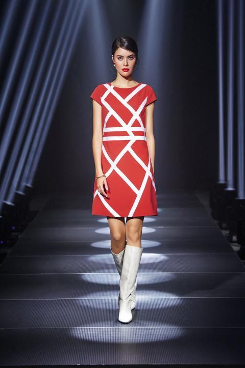 Жіночу червону сукню від Noche Mio, ALATAYA 1.338