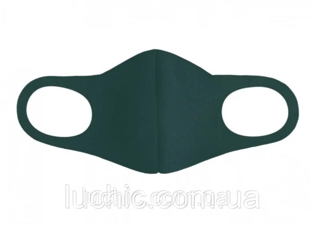 Багаторазова захисна маска (маска-пітта)