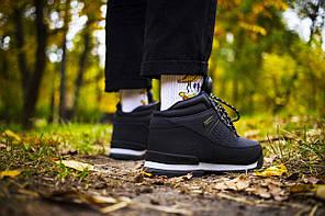 Мужские ботинки Timberland Keep Warm Black (Реплика), фото 3