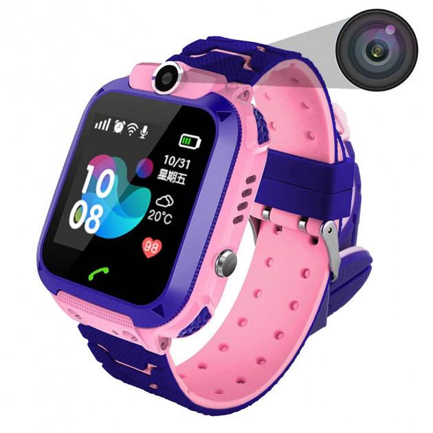 Дитячі годинники HQ Smart Baby Watch Q12 HM12P