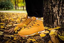 Мужские ботинки Timberland Keep Warm Biege (Реплика), фото 3