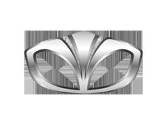 Накладки на задний бампер для Daewoo (Дэу)