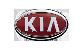 Накладки на задний бампер для Kia (Киа)
