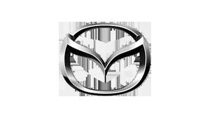 Накладки на задний бампер для Mazda (Мазда)
