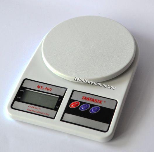 Весы Matrix SF-400 (до 10 кг)