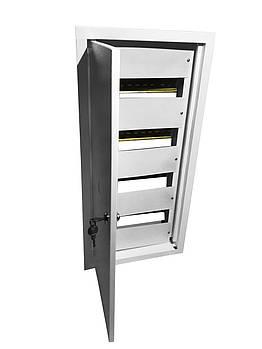 Щит осветительный (ЩО) на 48 автоматов внутренний (ЛОЗА) размеры: 582х260х100