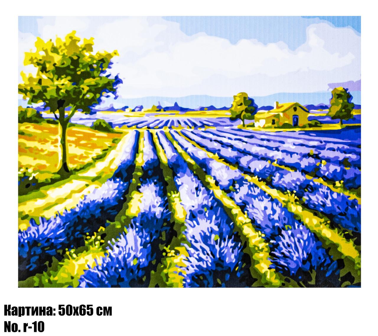 Картина по номерам R-10 50 х 65 см