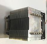 Система охолодження, кулер для Intel Socket s775 великий мідний, фото 4