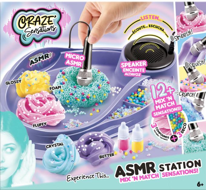 Набор для творчества Canal Toys Crazy Sensations ASMR фабрика