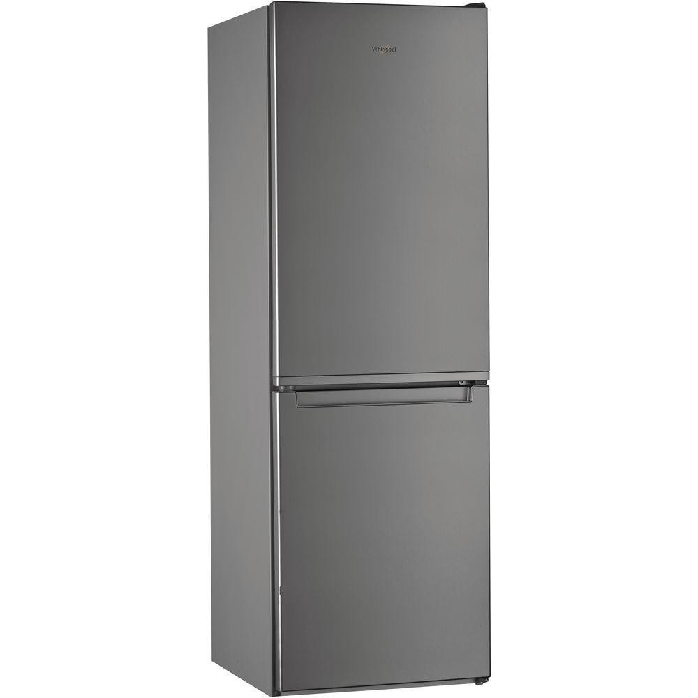 Холодильник з морозильною камерою Whirlpool W5 711E OX