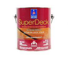 Super Deck Exterior Oil-Based Transparent Stain -масляная прозрачная пропитка для дерева. Sherwin-Williams