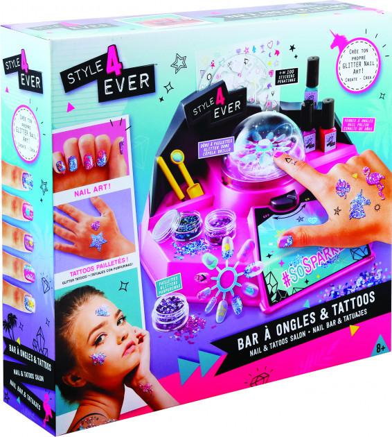 Набор Canal Toys Style 4 Ever Салон маникюра и тату