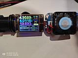 Зарядное устройство двойной USB 5V 3.1A вольтметр Розетка для 12V 24V Авто мотоцикл скутер лодка фура, фото 2