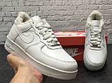 Кросівки чоловічі Nike Air Force 1 в стилі найк форси НА ХУТРІ (Репліка ААА+), фото 2