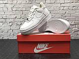 Кросівки чоловічі Nike Air Force 1 в стилі найк форси НА ХУТРІ (Репліка ААА+), фото 6