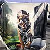 Пляжное покрывало - Тигр Трансформер