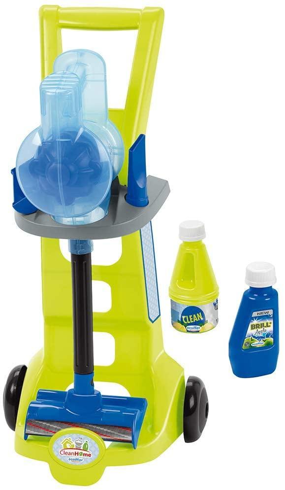 Набор для уборки с вертикальным пылесосом Ecoiffier 001761
