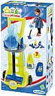 Набор для уборки с вертикальным пылесосом Ecoiffier 001761, фото 2