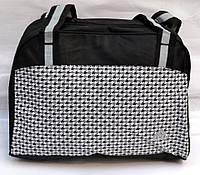 Спортивная женская сумка adidas black