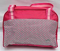 Спортивная женская сумка adidas pink
